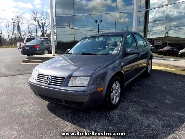 2003 Volkswagen Jetta GLS 2.0