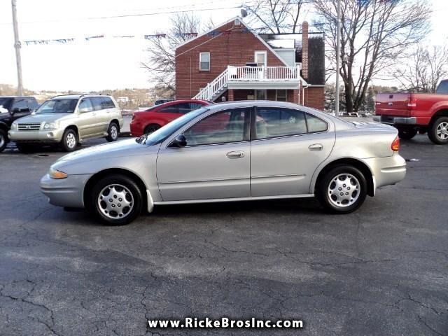 2000 Oldsmobile Alero GX Sedan