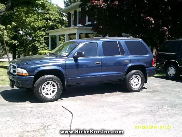 2003 Dodge Durango SLT 4WD