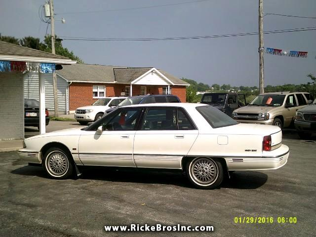 1993 Oldsmobile Ninety Eight Regency Elite