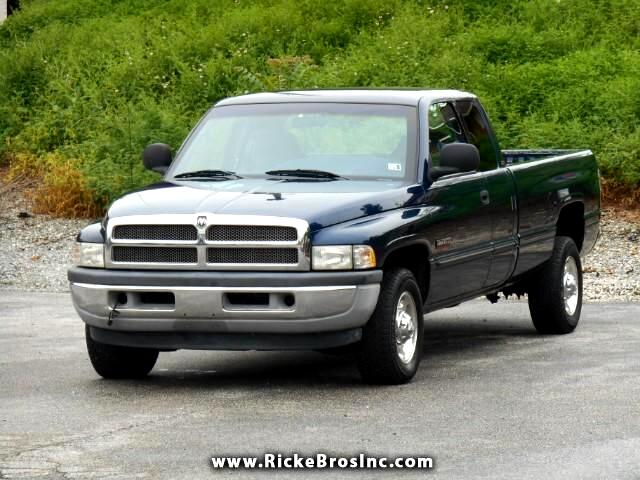 2000 Dodge Ram 2500 Quad Cab Long Bed 2WD