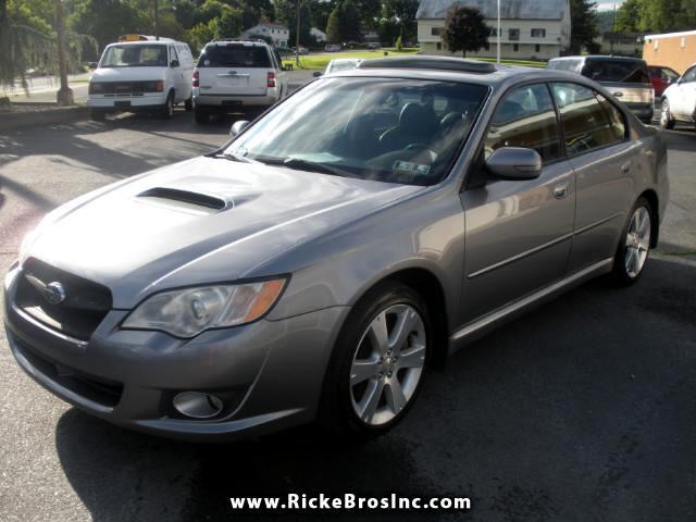 2009 Subaru Legacy 2.5 GT Limited
