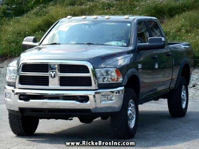 2011 RAM 2500 Power Wagon Crew Cab 4WD