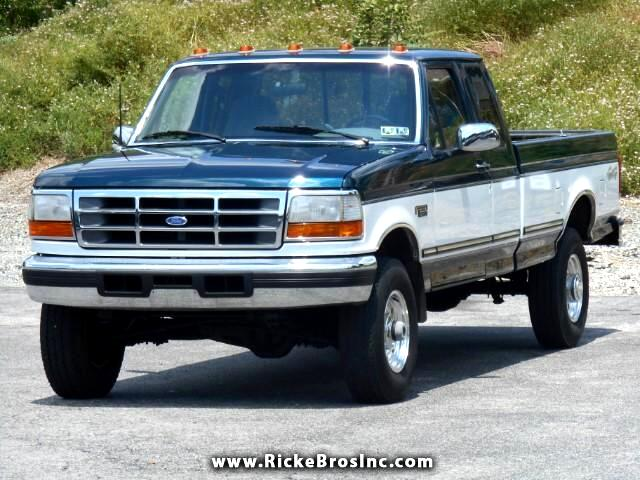 1997 Ford F-250 LD SuperCab 4WD