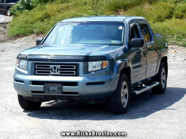2007 Honda Ridgeline RT