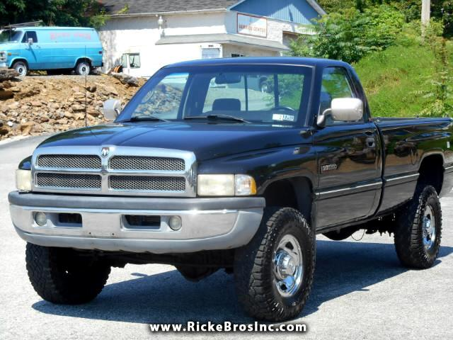 1996 Dodge Ram 2500 LD Reg. Cab 8-ft. Bed 4WD
