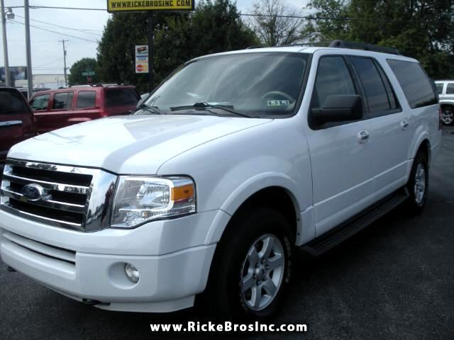 2010 Ford Expedition EL XLT 4WD