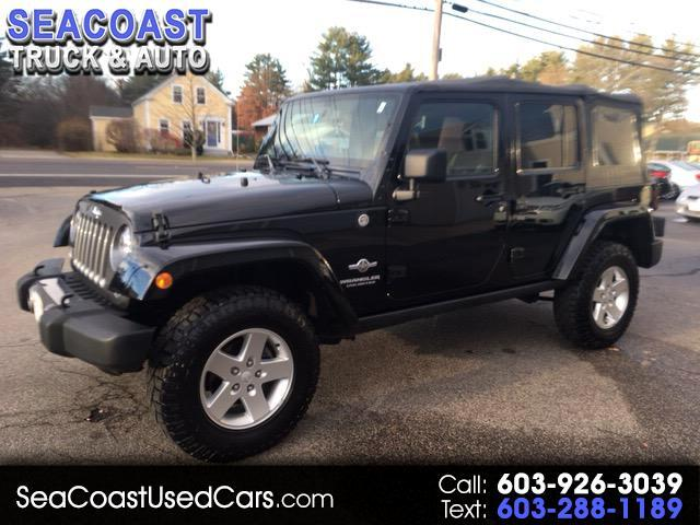 2014 Jeep Wrangler Unlimited 4WD 4dr 75th Anniversary