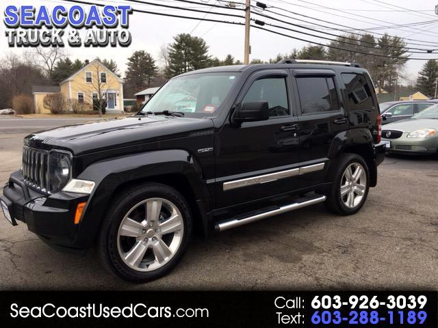 2012 Jeep Liberty Limited Jet 4WD