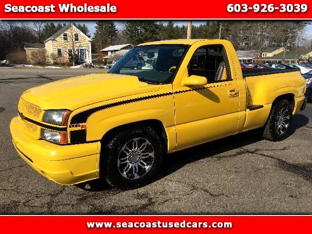 2005 Chevrolet Silverado 1500 Short Bed 2WD