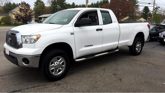 2007 Toyota Tundra SR5 Double Cab 4.6L Long Bed 4WD