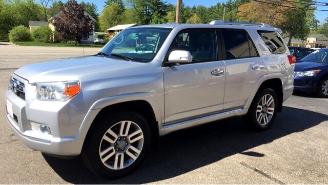 2011 Toyota 4Runner Limited V6 4WD