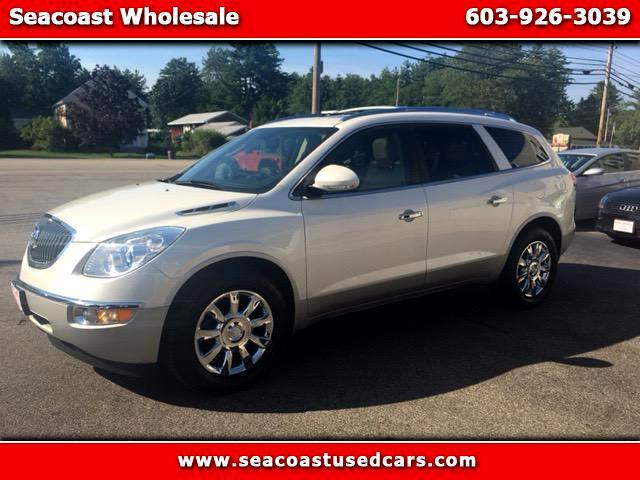 2012 Buick Enclave CXL AWD