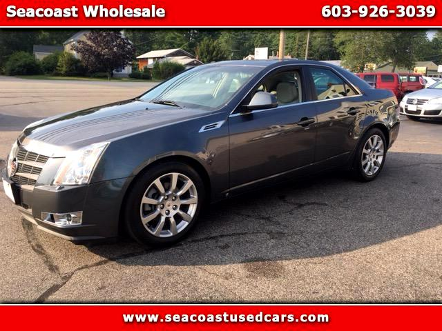2009 Cadillac CTS 3.6L Luxury AWD