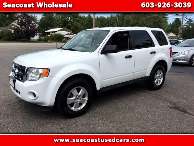 2012 Ford Escape XLS 4WD