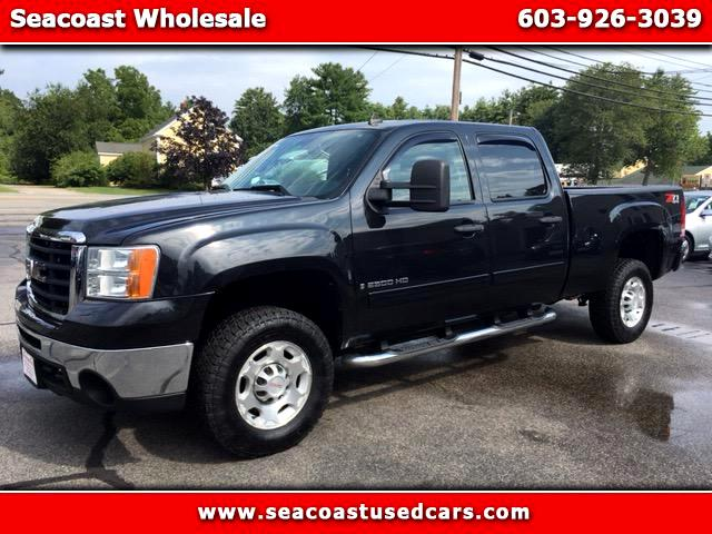 2009 GMC Sierra 2500HD SLE1 Crew Cab Std. Box 4WD
