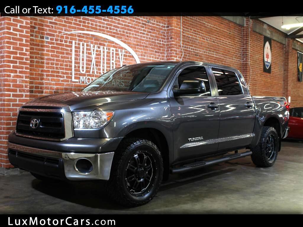 2013 Toyota Tundra TSS Off-Road CrewMax 4.6L 2WD