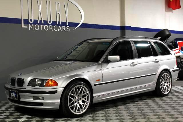 2001 BMW 3-Series Sport Wagon