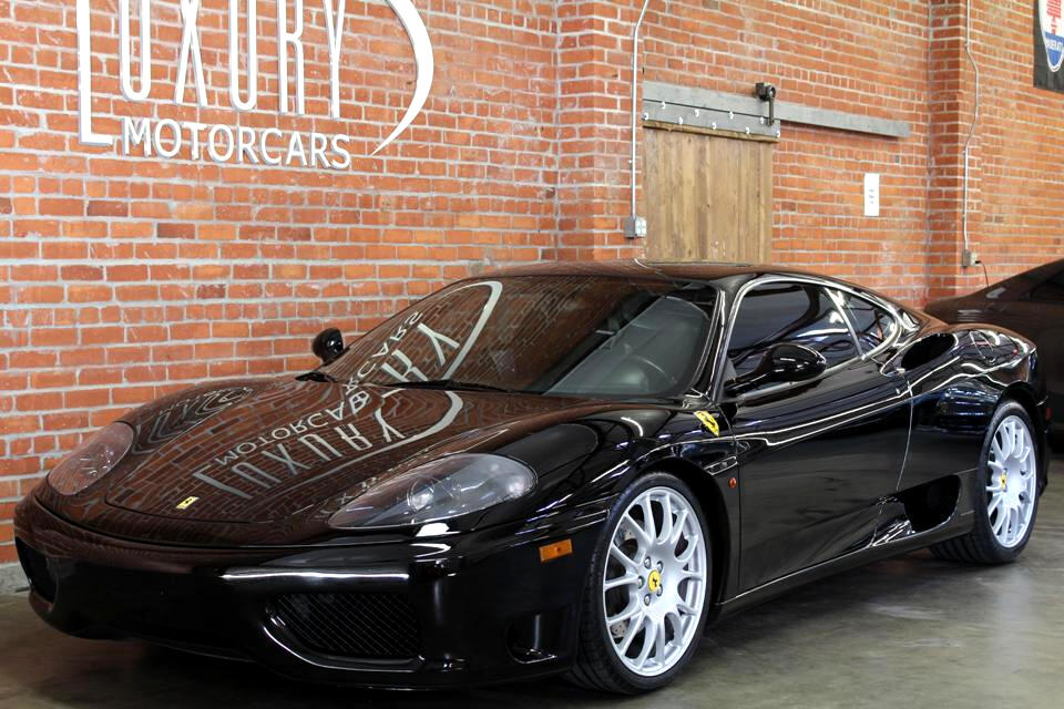 2002 Ferrari 360 Modena 6 Speed Manual Gated Shifter