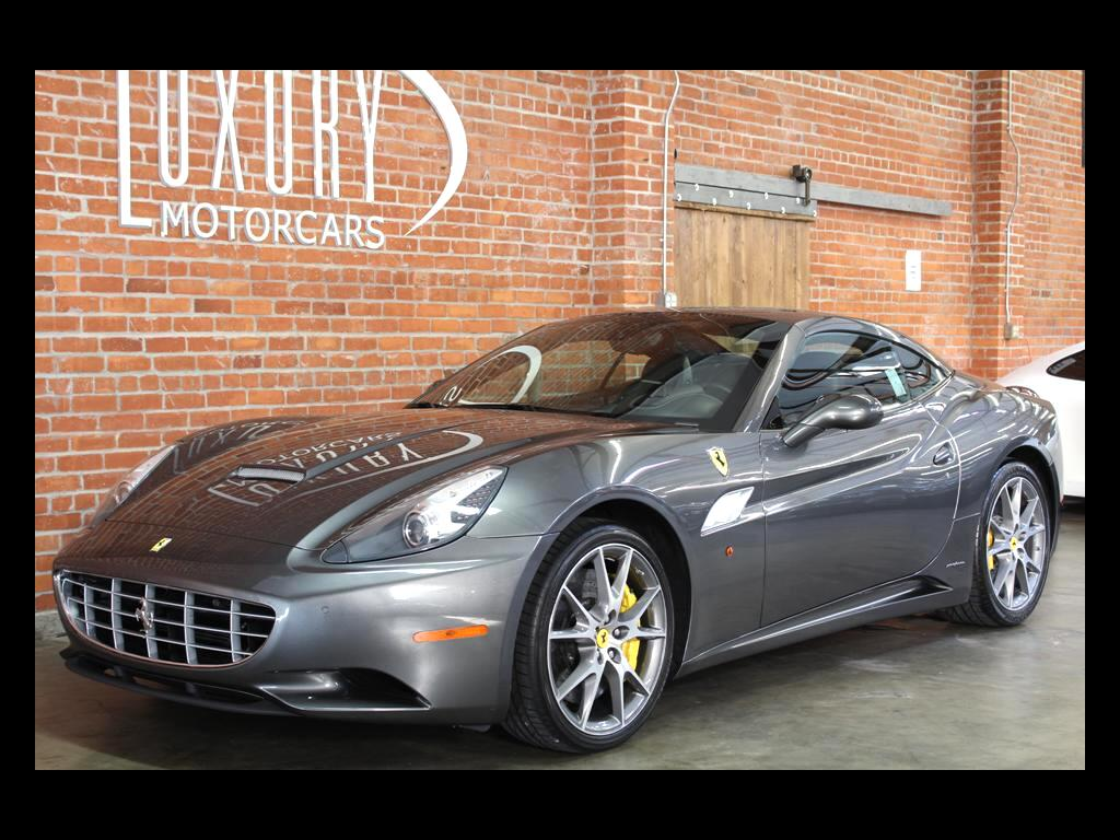 2014 Ferrari California Convertible GT