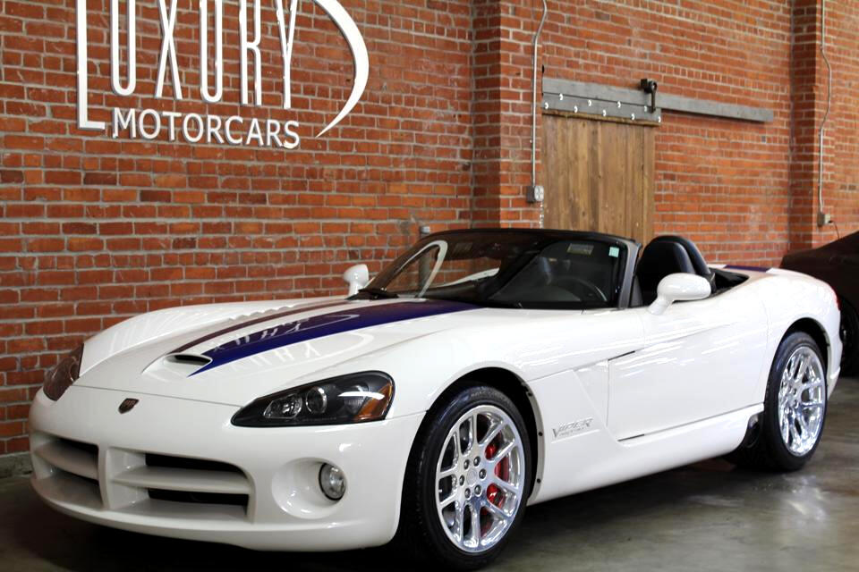 2005 Dodge Viper SRT-10 Viper Club of America Edition