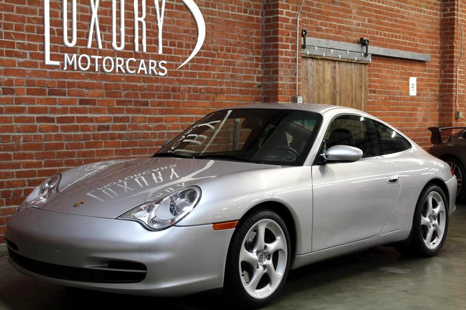 2003 Porsche 911 Carrera C2 Coupe