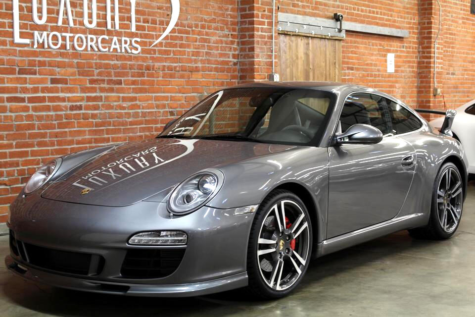 2011 Porsche 911 Carrera S Coupe