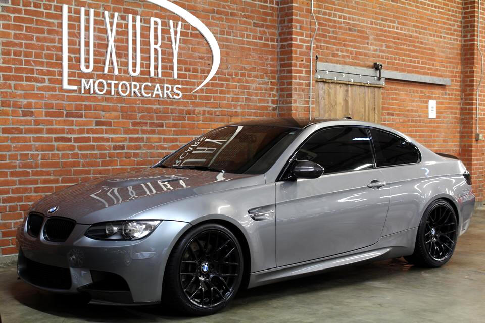 2011 BMW M3 Coupe Competition Package