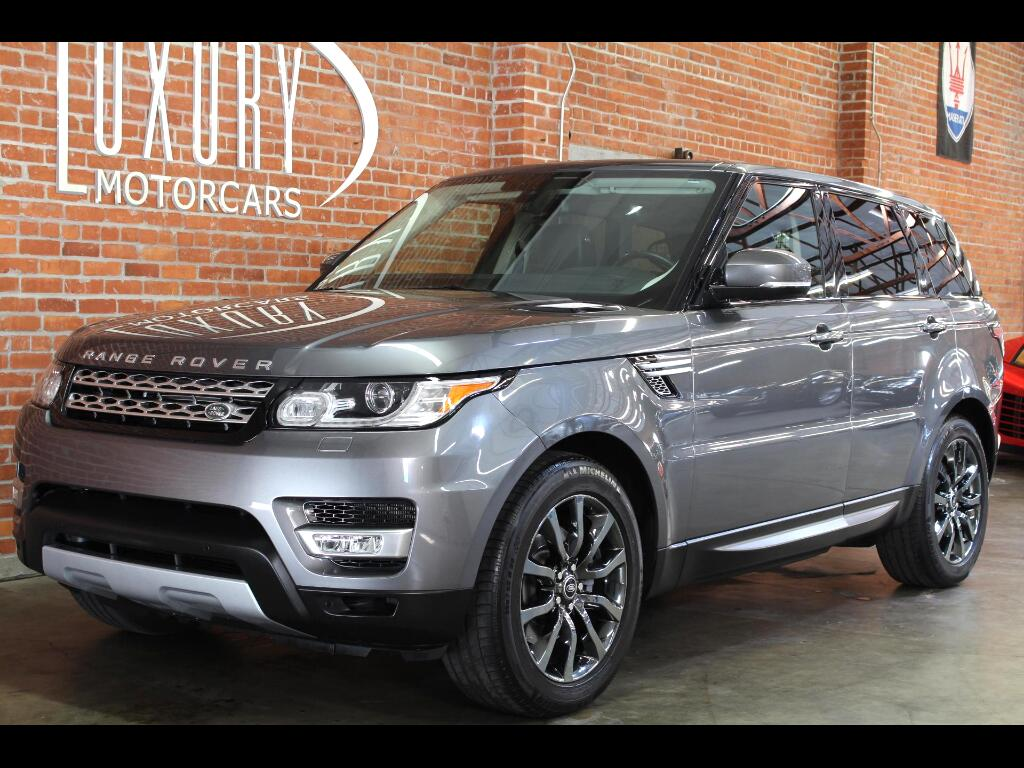 2015 Land Rover Range Rover Sport HSE