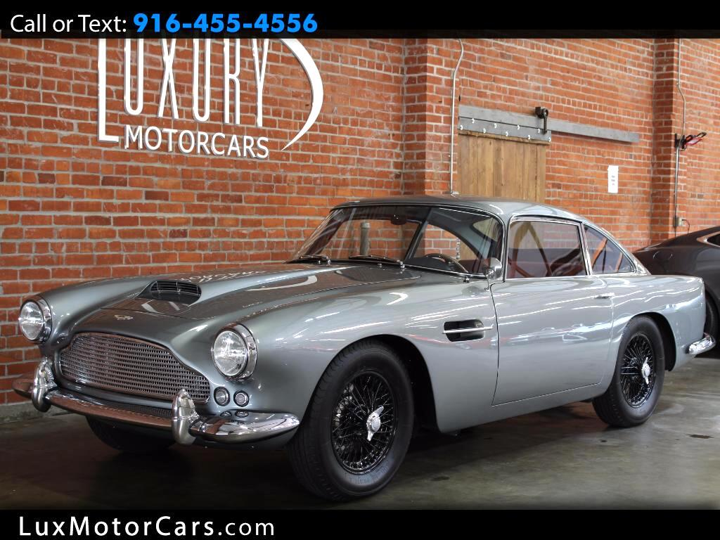 1960 Aston Martin DB4 Series 2 Sedan
