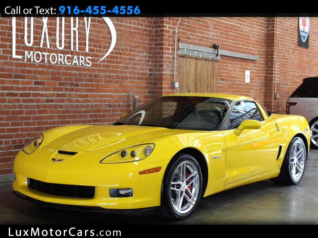 2006 Chevrolet Corvette 2LZ Z06 Coupe