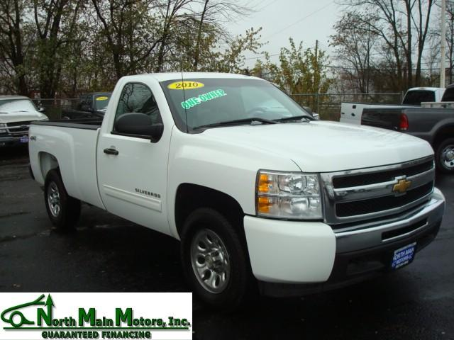 2010 Chevrolet Silverado 1500 LT1 Long Box 4WD