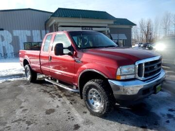 2003 Ford F-250 SD