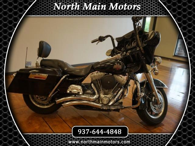 2004 Harley-Davidson FLHT