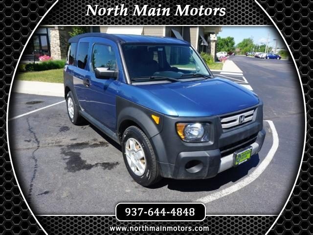 2007 Honda Element LX 4WD MT