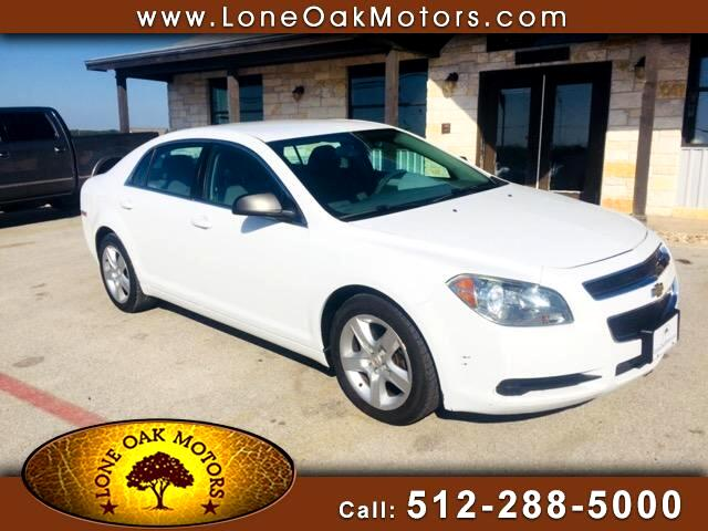 2012 Chevrolet MALIBU LS Base