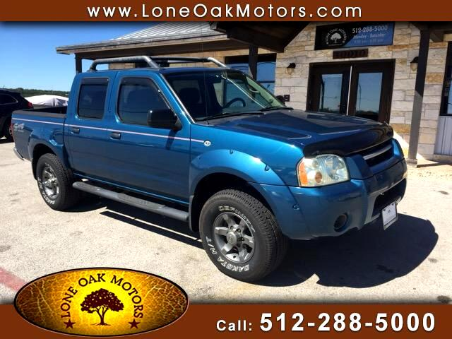 2003 Nissan Frontier XE Crew Cab 4WD