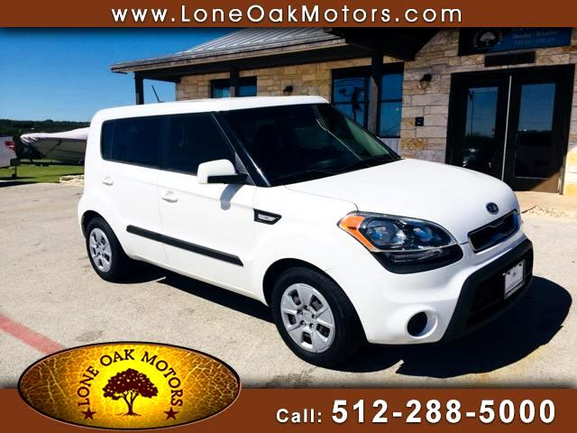 2012 Kia Soul + w/Eco Package