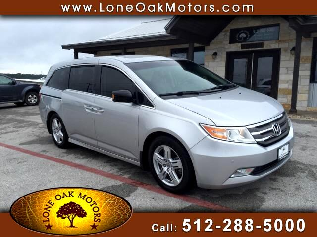 2012 Honda Odyssey Touring  w/ DVD and Navigation