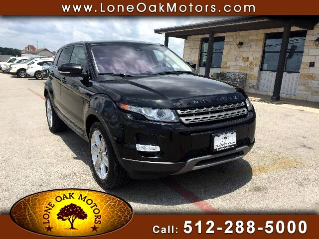 2012 Land Rover Range Rover Evoque Pure Plus 5-Door
