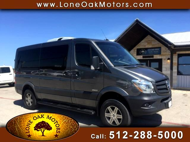 2015 Mercedes-Benz Sprinter 2500 144-in. WB 4WD