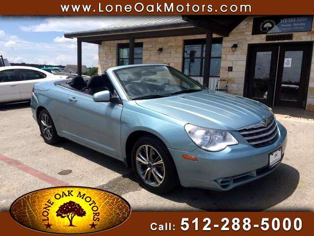 2009 Chrysler Sebring Convertible Touring