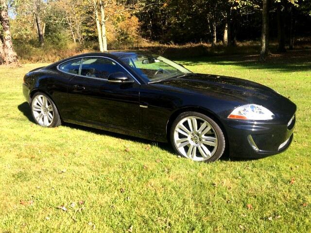 2011 Jaguar XK-Series XKR Coupe