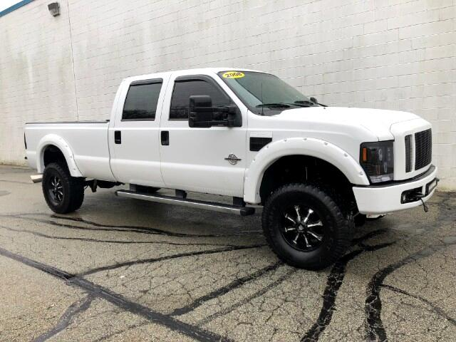 2008 Ford F-350 SD XL Crew Cab Long Bed 4WD