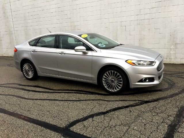 used 2013 ford fusion titanium awd for sale in murrysville pa 15668 choice auto sales. Black Bedroom Furniture Sets. Home Design Ideas