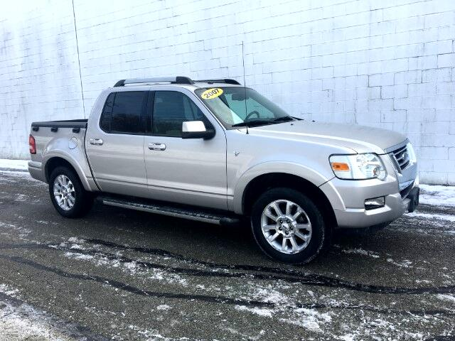 Used 2007 Ford Explorer Sport Trac Limited 4.6L 4WD for ...