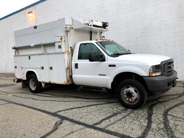 2004 Ford F-450 SD Utility Truck