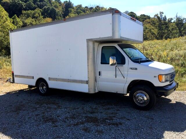 2001 Ford Econoline E350 Super Duty