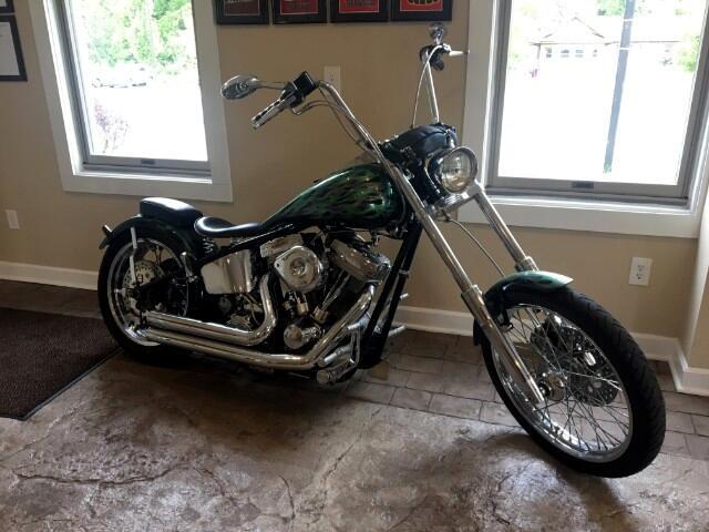 2000 Custom Motorcycle Chopper