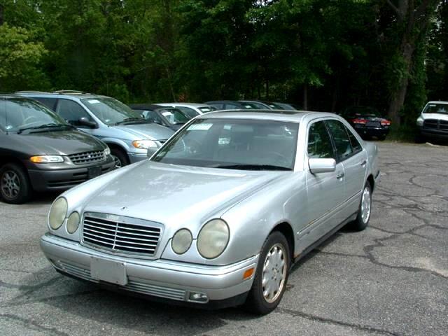 1998 Mercedes-Benz E-Class E320 AWD